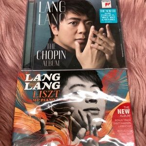Other - Set of two brand new Lang Lang CDs